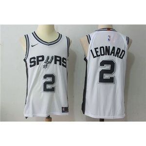 San Antonio Spurs Kawhi Leonard Jersey (1)